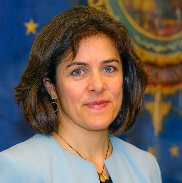 Speaker Mitzi Johnson