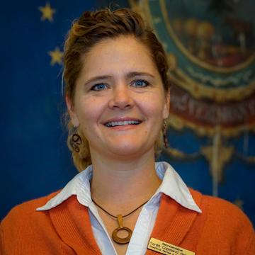 Rep. Sarah Copeland Hanzas