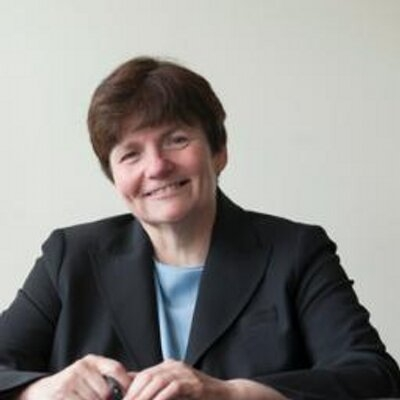 Treasurer Beth Pearce