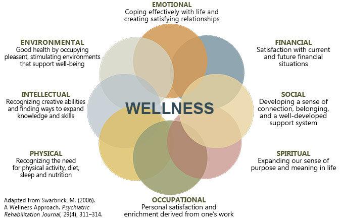 Wellness, from Boston University.