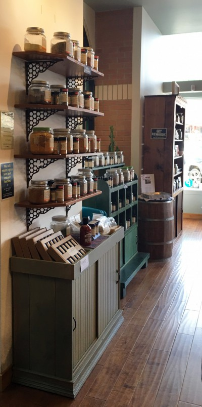 The Savory Spice Shop. Photo by Rachael Worthington
