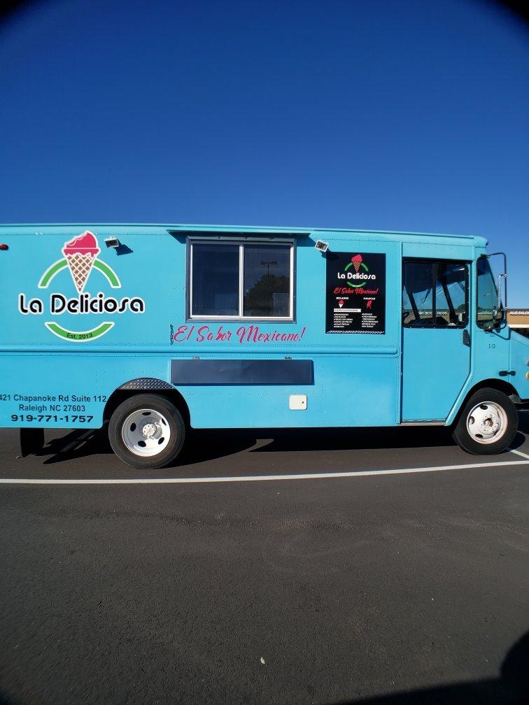 la deliciosa truck