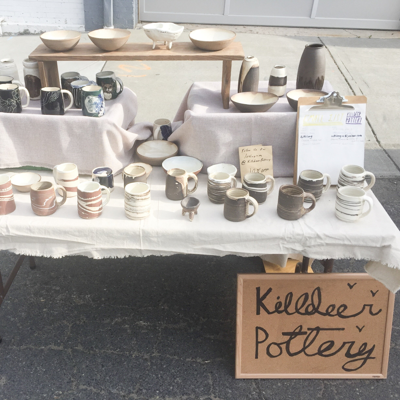 Killdeer Pottery