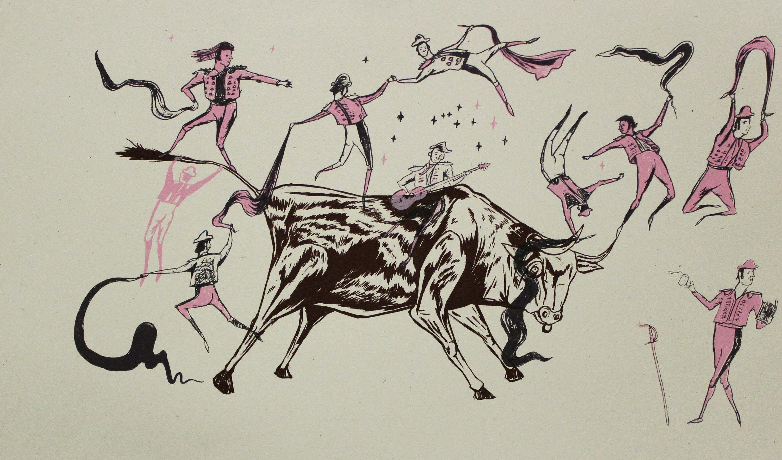 """""""Matador Dream Sequence"""""""
