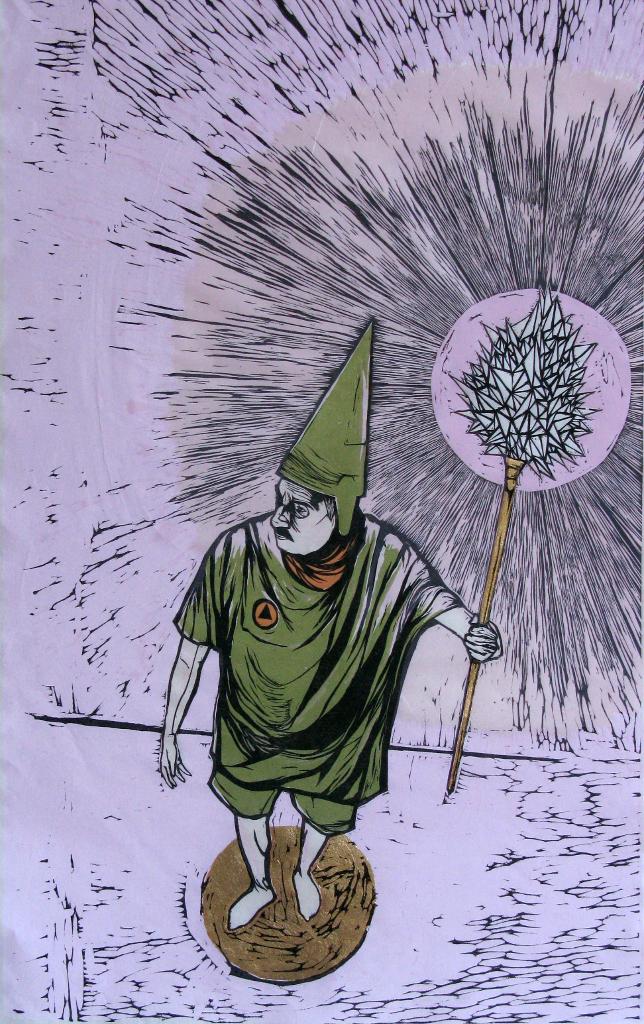 """High Priest of Light"""