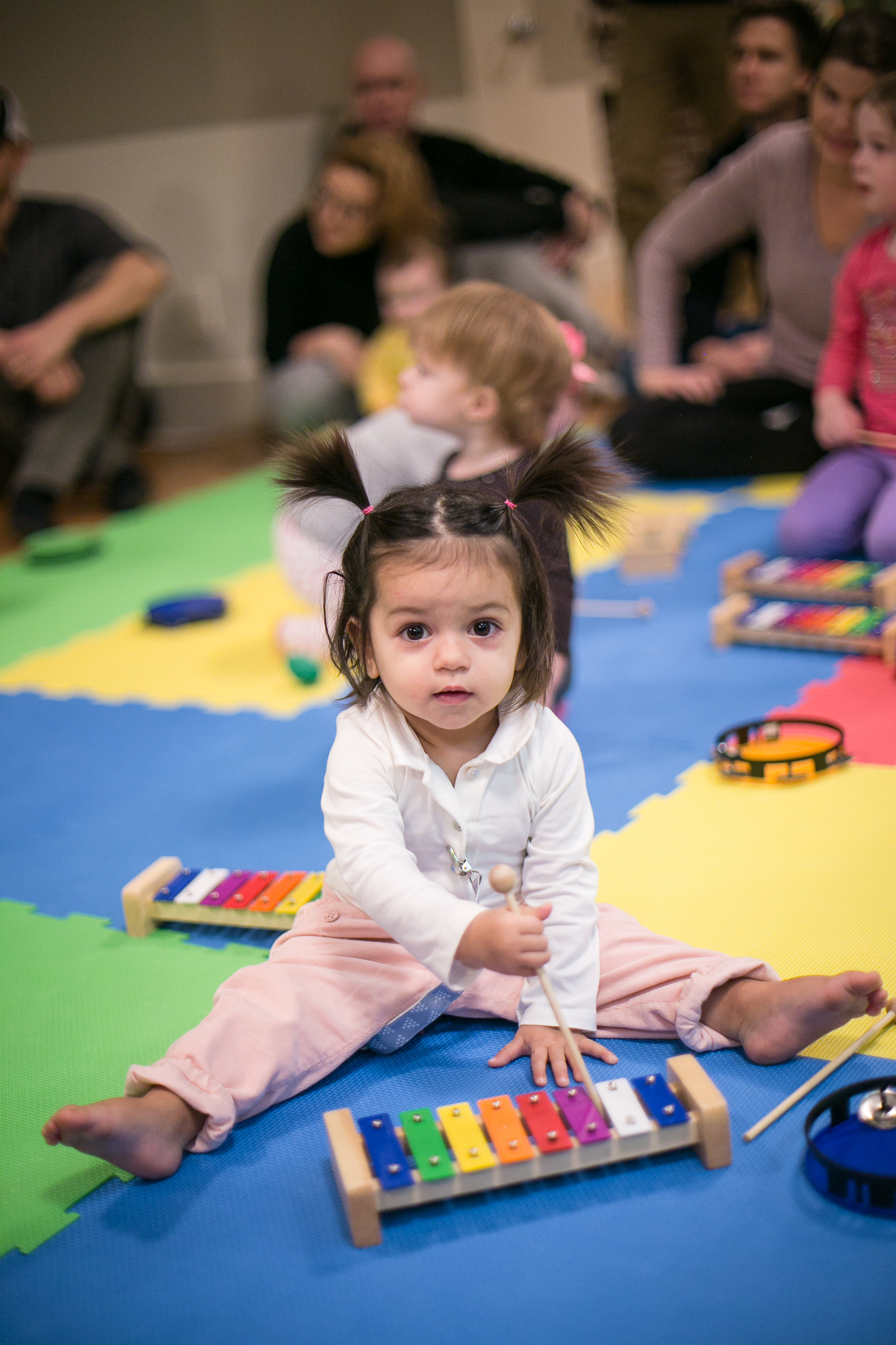 Little Jay Music & Play - Little Jay Music and Play is a 40-minute high energy music class designed for your active toddler. Inspired by my daughter