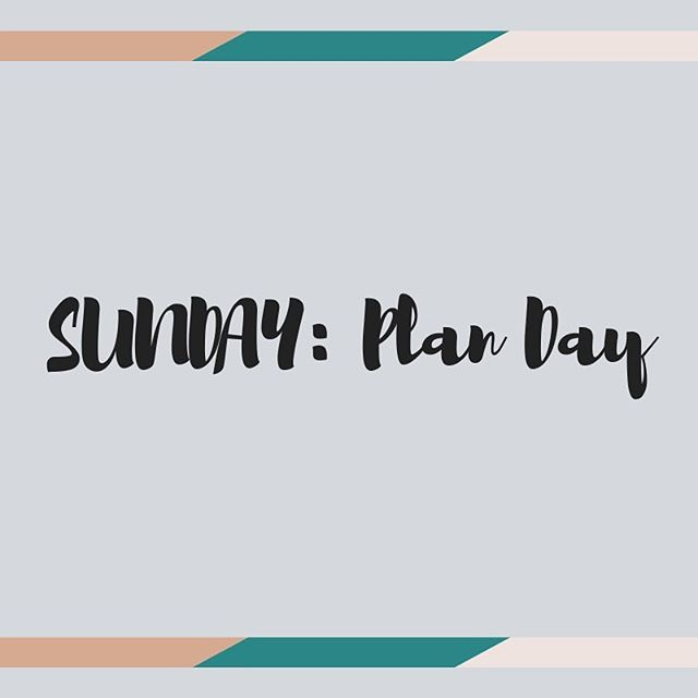 It's #sundayfunday and that means it's also Plan Day. I like to #prepare for the week by thinking ahead. I look at my planner, think about clothing options and meal plans. Even just looking at or thinking about what's next helps me to #sleep better. Every step you put into getting ahead counts. There is no perfect way to plan. There is no one size fits all to being successful. #enjoythejourney #learn #grow #productivity #htxbossbabe #htx #smallbusiness