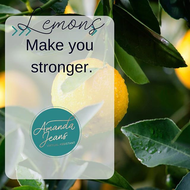 It's been one of those days. You know, life hands you lemons kind of days. I know today doesn't seem like strength is anywhere near, but tomorrow will feel different. What do you do when life or work or a combo of both don't go according to plan? #planning #lifegivesyoulemons #lemonade #productivity #newstory #newplan #positivity #letitgo