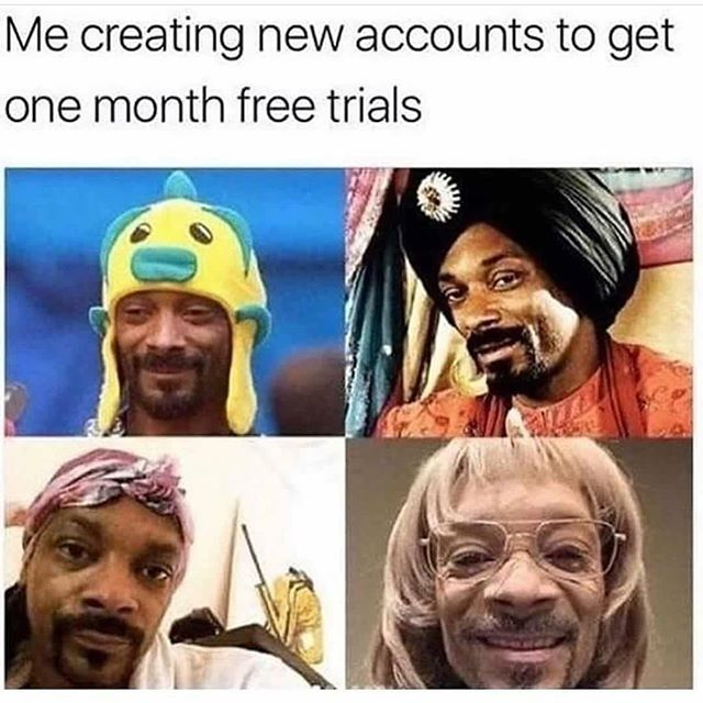 The #struggle is #real. As a social media manager and VA agency owner, this is me like 4 days a week. lol!! 😂😂 #productivity #smm #va #socialmediamanager #snoop #freetrial #htxbossbabes #humor #tgif #friyay