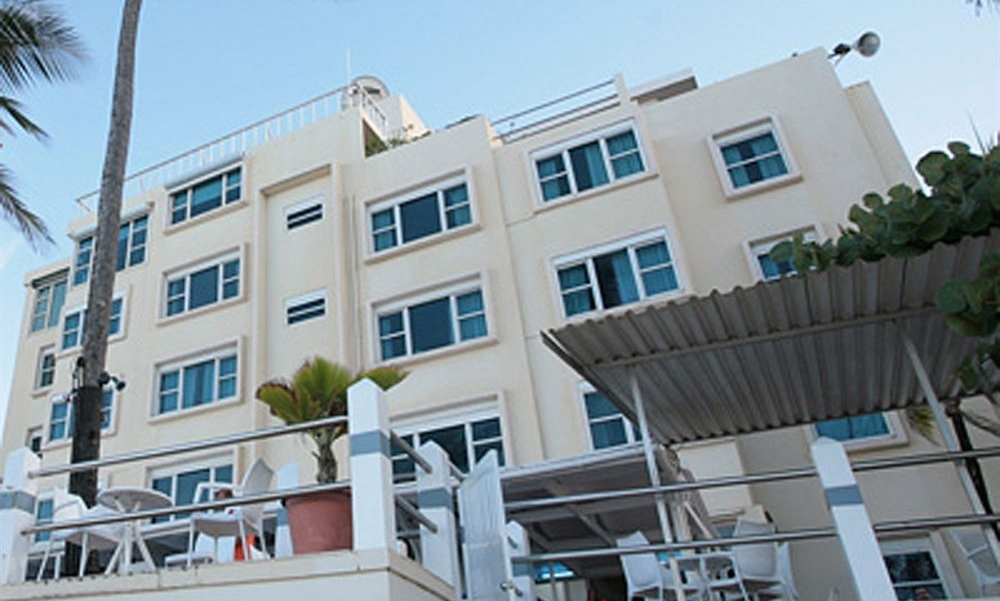 Atlantic Beach Hotel: - San Juan's only small oceanfront hotel
