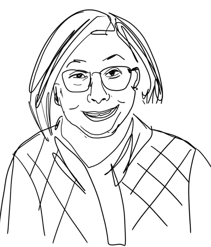 Joyce Chan  / CEO of The Hong Kong  Award for Young People