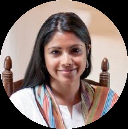 Dr. Poornima Paidipaty  / Philomathia Fellow in History at the  University of Cambridge