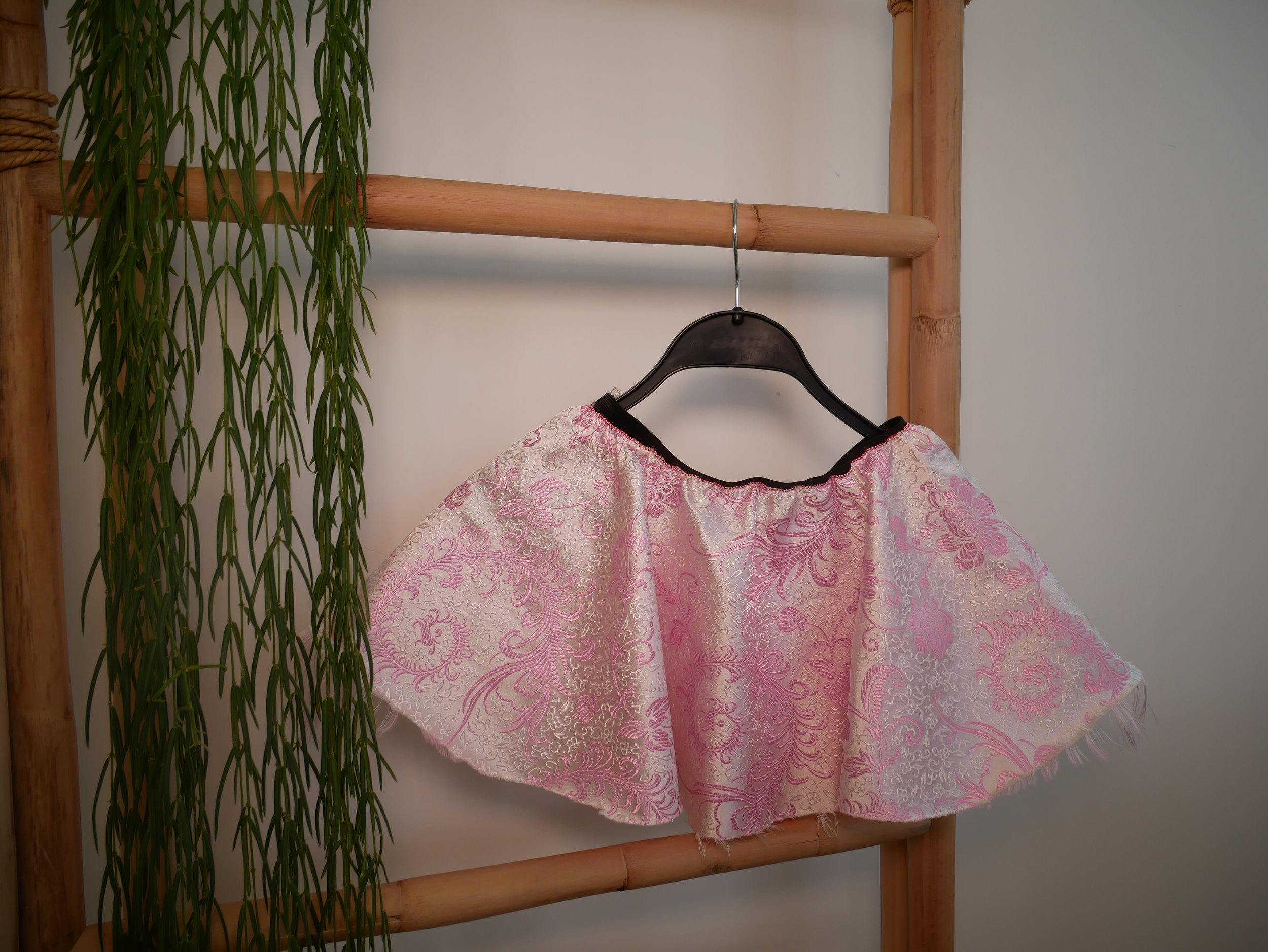 Pink Circle Mini-skirt  by Caitlin Lee  HK$7,000