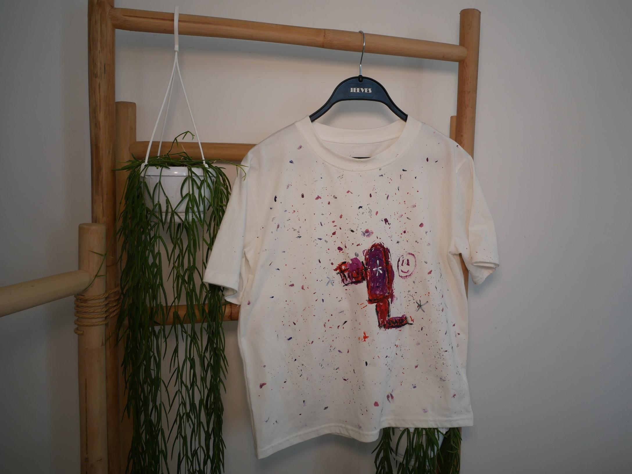 Splattered Popsicle  by Caitlin Lee  HK$7,000