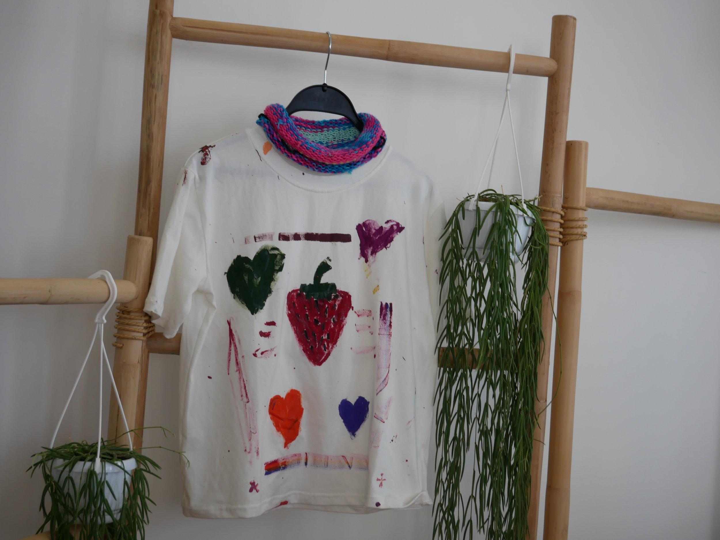 Strawberry Hearts  by Eliana Giancotti  HK$50,000
