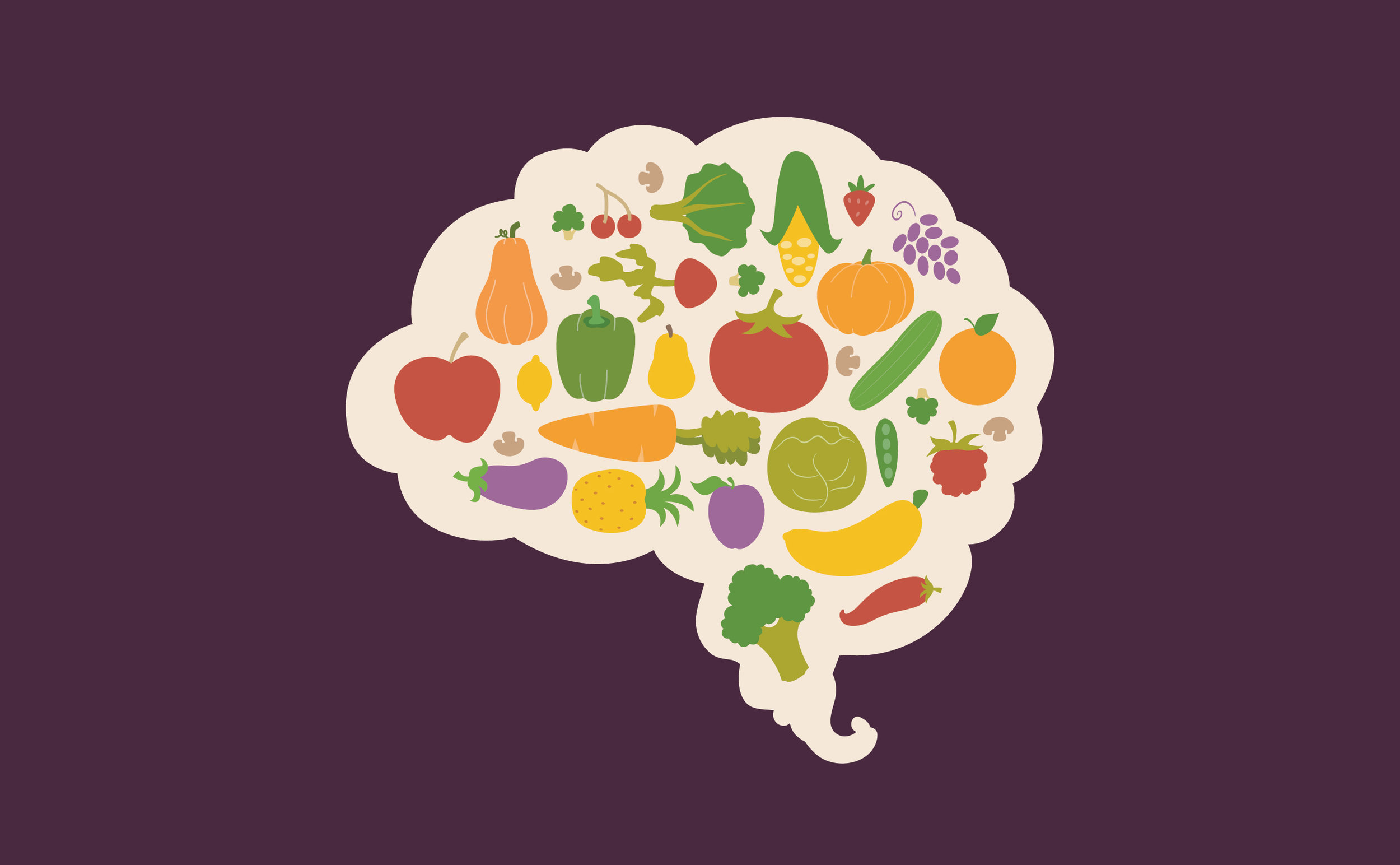 Diet and Mental Health - How what we eat affects our brain health
