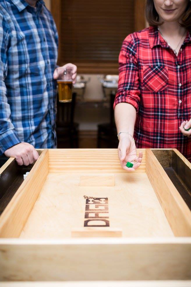the inspiration - We love playing darts, pool, bags and horseshoes with our friends. We created DAGZ to have another option that is fresh, unique, takes up less space and is all-season, but is just as awesome and stimulating (and addictive).