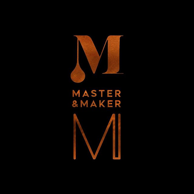Logo we designed for @master_and_maker
