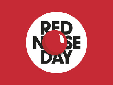 """Get Your Red Nose On"" Red Nose Day"
