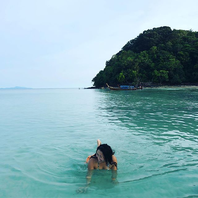 #tbt to last year. #thailand #phiphiislands