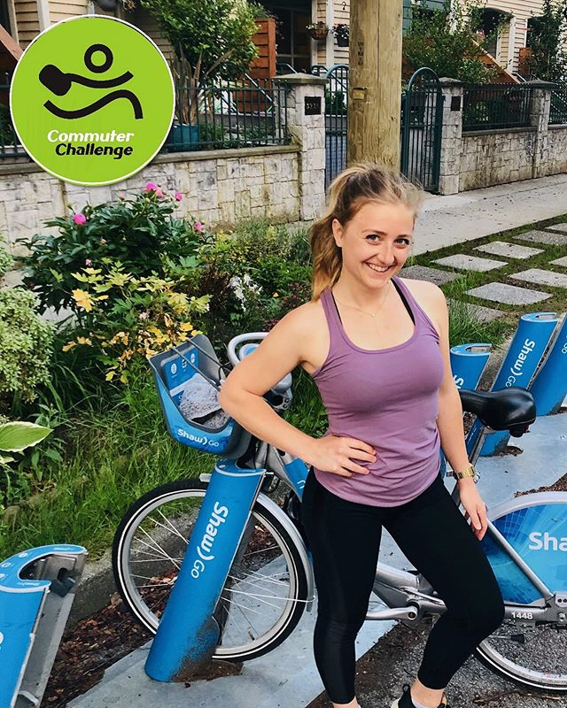 Congratulations to the 2019 Commuter Challenge grand prize winner! 🏆 Alex from Vancouver Bike Share won a VIA Rail Pass for participating in the Commuter Challenge and for encompassing the spirit of the challenge. 🏆 Thank you to everyone who participated in the challenge and don't forget to RSVP to the Commuter Challenge wrap up party on July 4th. DM for details 🏆 #commuterchallenge #best #sustainabletransport #bikes #vancity #bicyclevalet