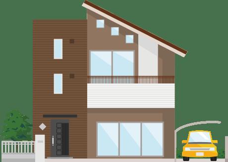 各ハウスメーカー・工務店の施工法や独自の資材調達方法が異なることから同じ30坪に対しても値段が大きく変わります。そのため予算内でどういった家が建てれるか比較しましょう。