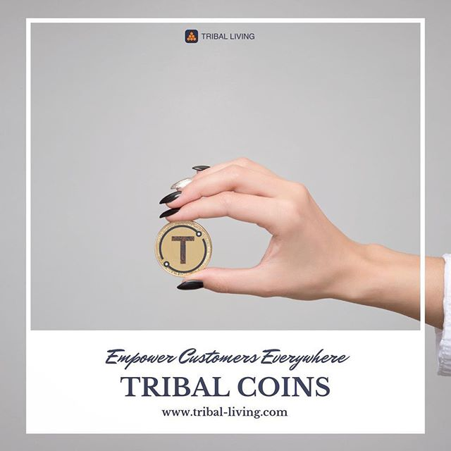Tribal Living is launching our own Tribal Coins! 🎉 . We think bigger than any currency. Our vision is to create one currency for the world consumers to spend regardless of the nation they're in.🌏 . Our immediate mission is quite simple — Enlist retail outlets to start accepting TRIBAL Coins so consumers can start spending.🛒🛍