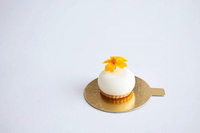 This cake reminds me a bit of spring with flowers shooting in the garden. - #forår #spring #food52 #beautifulcuisine #pastry #foodie #food #cake #dåbskage #børnefødselsdag #cakedesign #feedfeed #kage #instacake #bage #mad #dessert #desserts #baking #cakestagram #instayum #f52grams #yummy #copenhagen #københavn #bryllupskage #kagetapas #bakersofinstagram #pastrychef #callebautinspiremedk