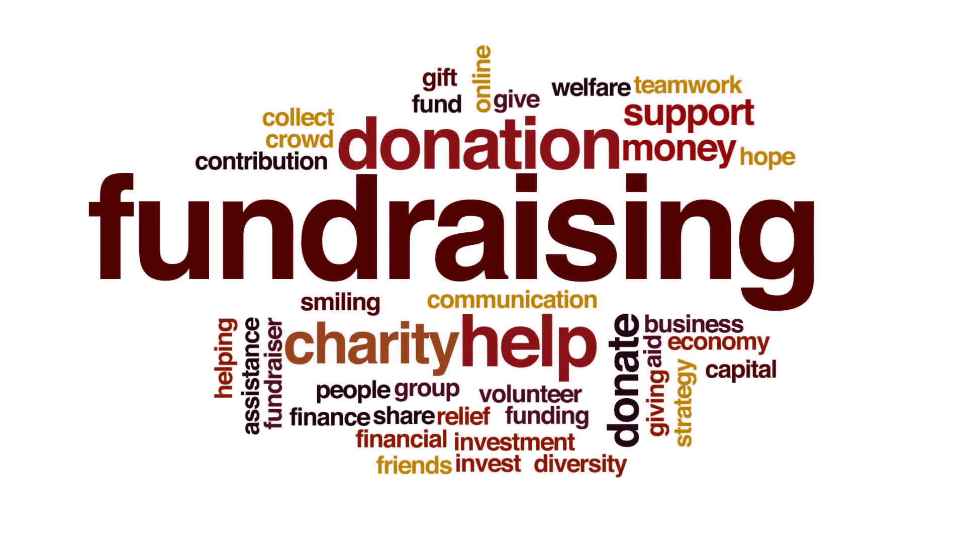 Fundraising Coordinator - Click on the image to view our Fundraising Coordinator Role description