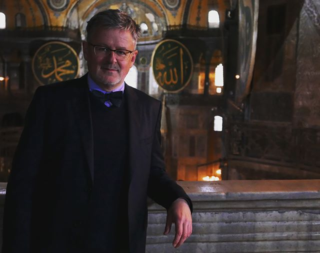 """Europe Saga with Sir Christopher Clark"" directed by Gero Von Boehm was aired on ZDF German TV reaching 4,5 million viewers! We are so proud and happy to be part of this project during its Istanbul shoot! 🙏🤓💫🎬 #shootinginturkey #shooting #istanbul #greatcity #hagiasophia #oldcity #turkey #lineproducer #documentary #tvdocumentary #historical #europe #saga #filmproduction #documentaryproduction #çekim #istanbulçekim #belgesel #mihmandar #filmyapım #filmlover"