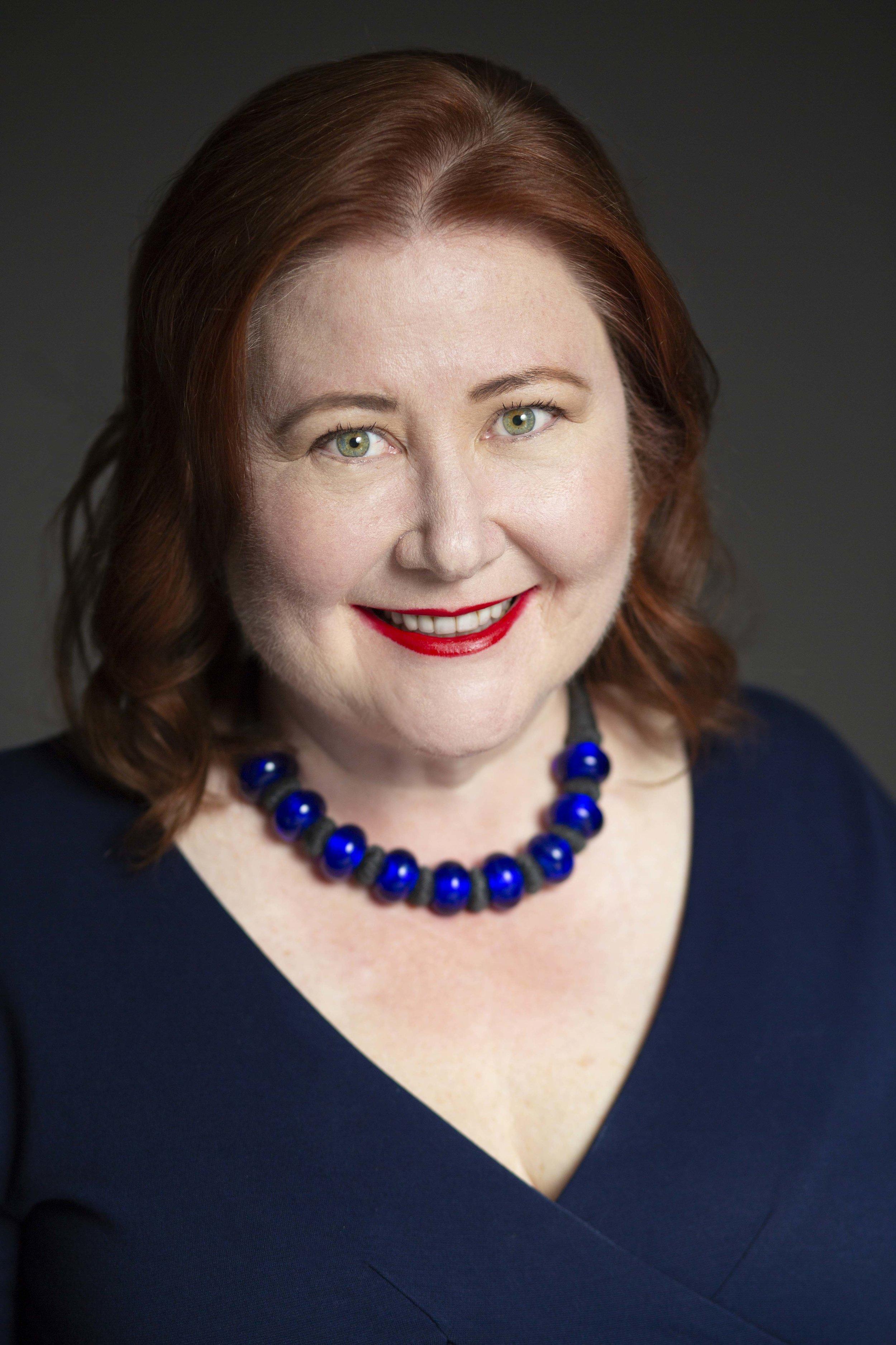 Wendy Naughton - EMEA Healthcare Practice Leader, Wokingham -
