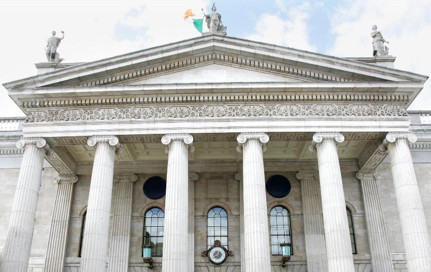 An Post, GPO, Dublin, Ireland