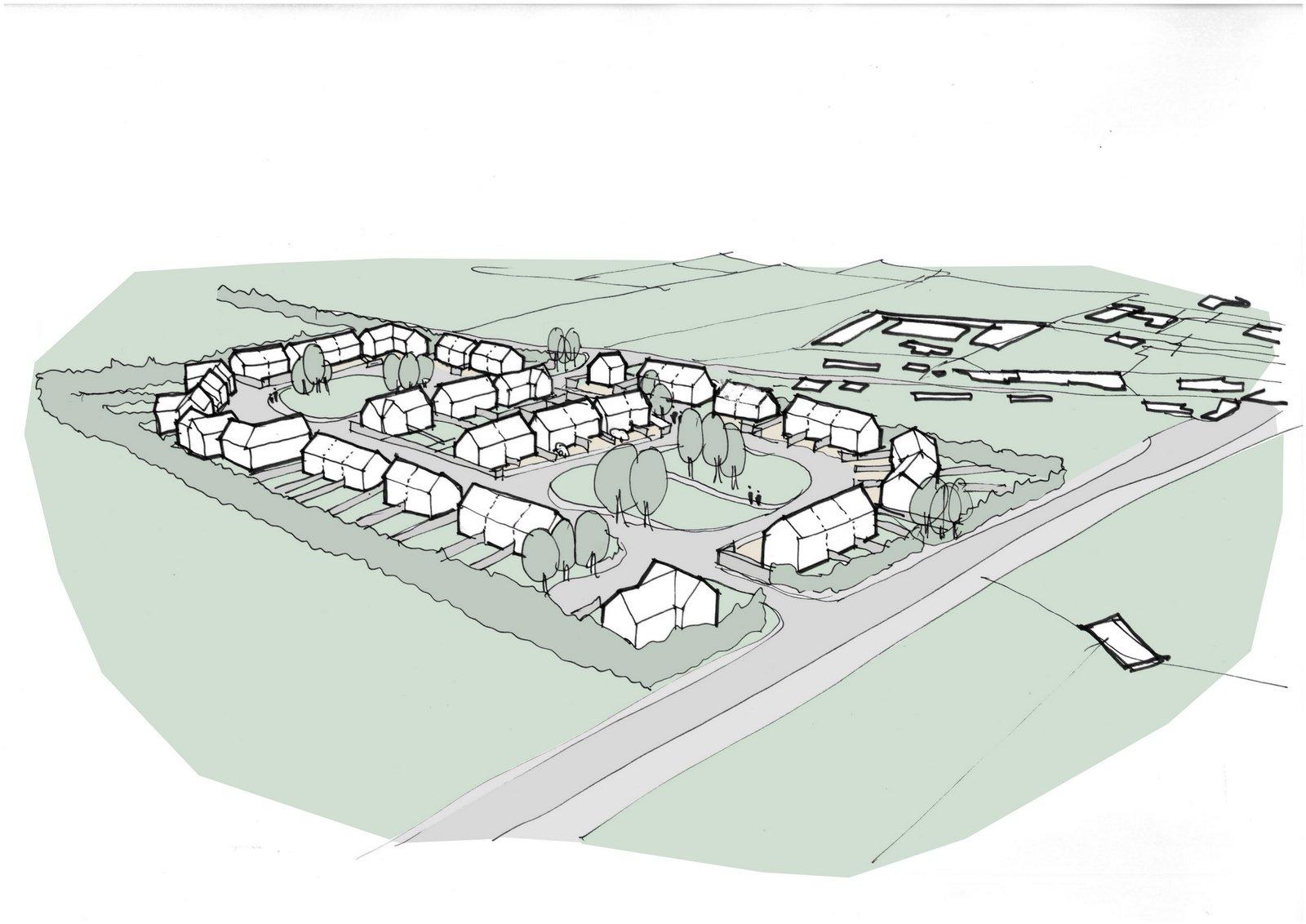 Residential Development Concept -