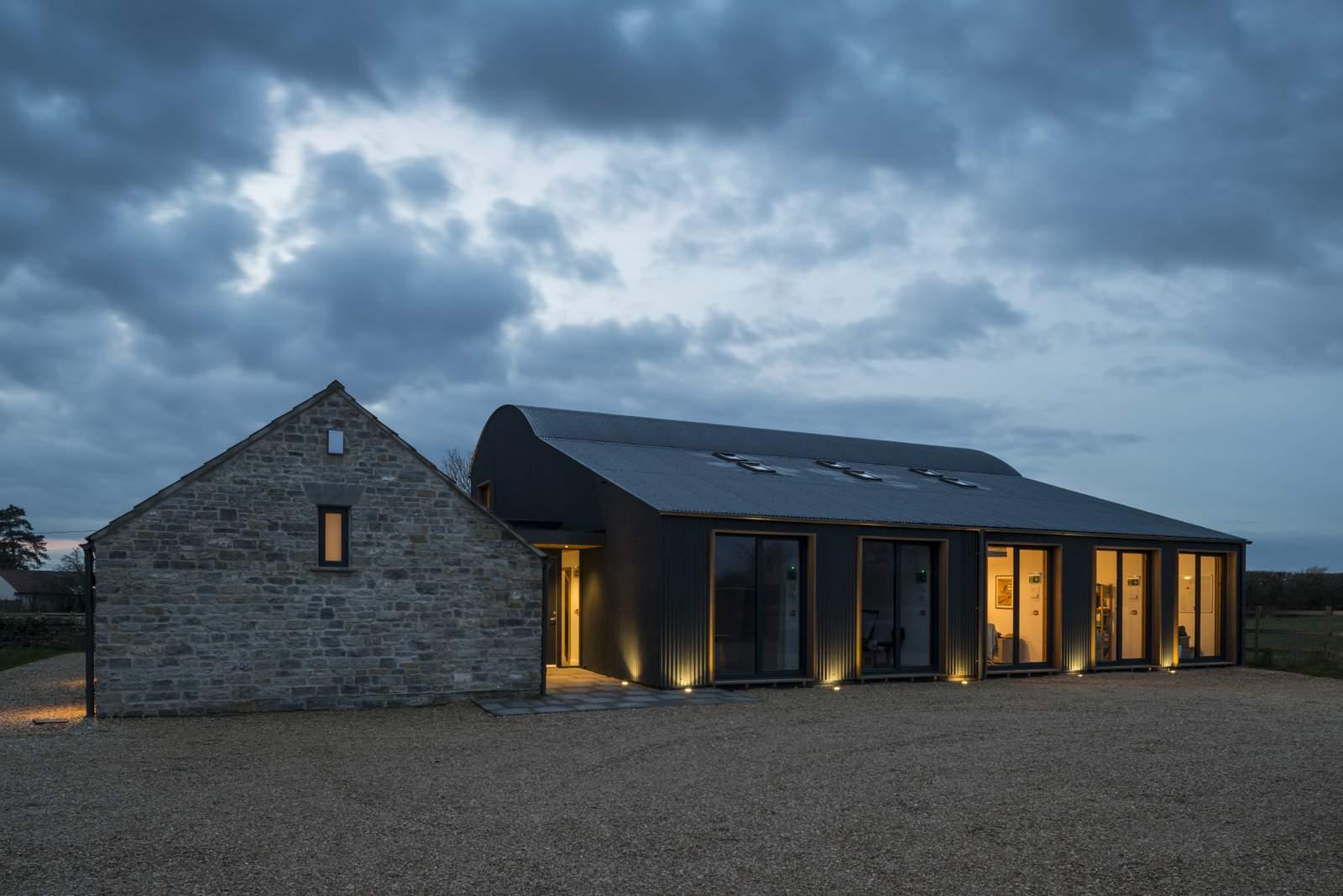 Mill Farm Barns -