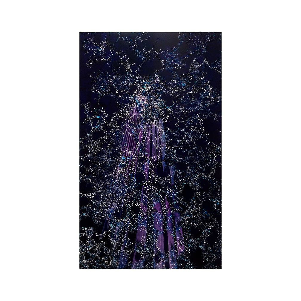 Rockefeller Center - Night oil on aluminium__ 120 cm x 70 cm 2016_small.jpg
