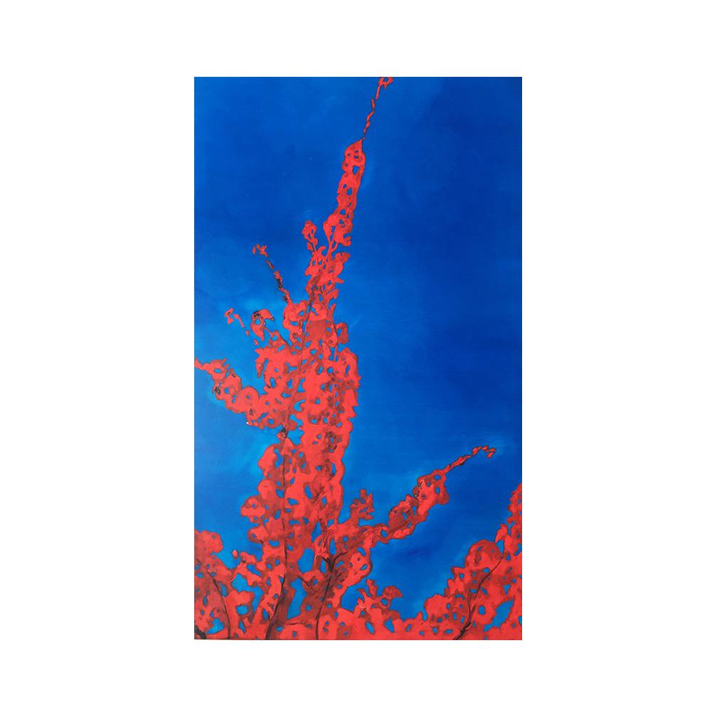 55_May Blossom_60 cm x 36cm_oil on alluminium_2015.jpg
