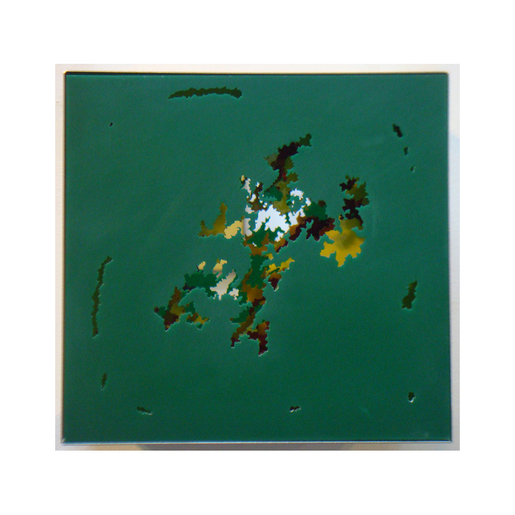 19_Digital Autumn_lazer cut acrylic and mirrored stainless steel_60 cm x 60 cm x 60 cm_2013.jpg