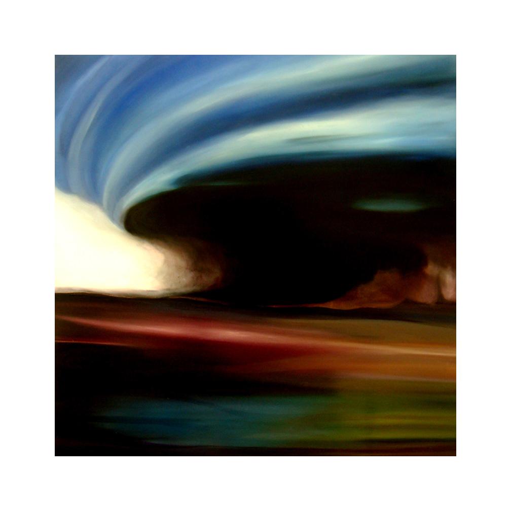 07_Dissembled Vistas_ Tournado_oil on alluminium  62 cms x 62 cms_private collection London_ 2008.jpg
