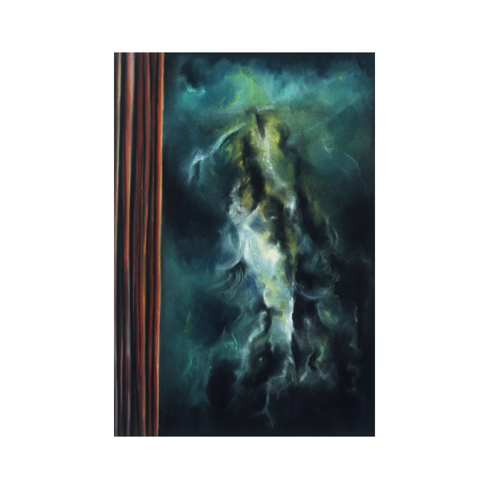 23_Lightening #3_After Vermeer_Chalk Pastel on paper_80 cm x 50 cm _private Collection USA_1998_email.jpg