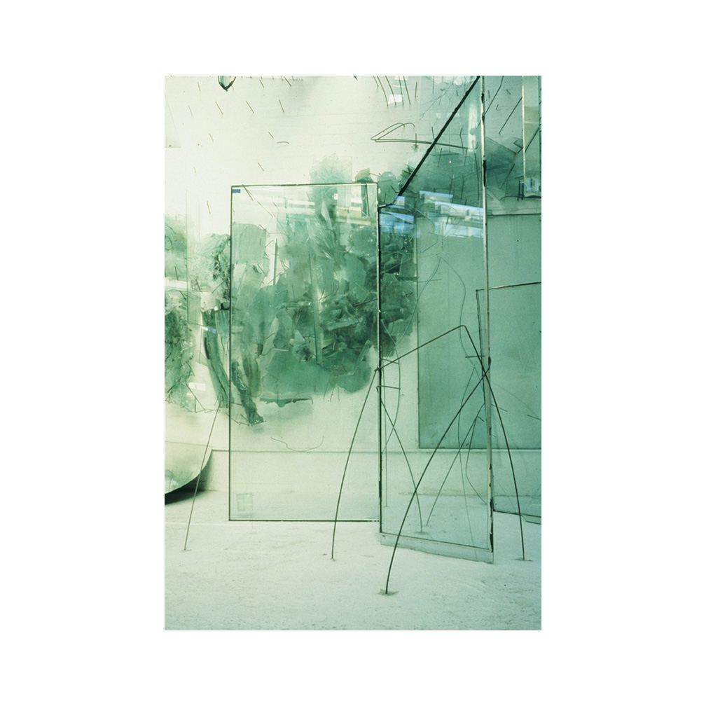 06_Seas_sheet and kiln formed glass_600 cm x 400cm x 500 cm _temporary installation_MA_London_1991_email.jpg