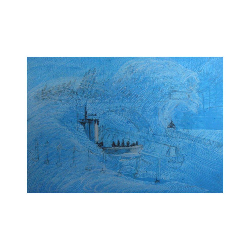 09_ Winter Storm #2_oil pastel and pencil on paper_18 cm x 15 cm_2014.jpg