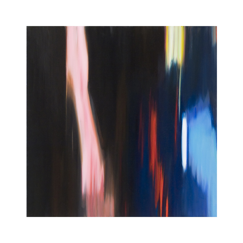 20_Allen Gallery Exhibition , Urban Movements - Astor Place -Collection William Louis  Dreyfus New York  60 cm x 60 cm  Oil on alluminium 2008.jpg