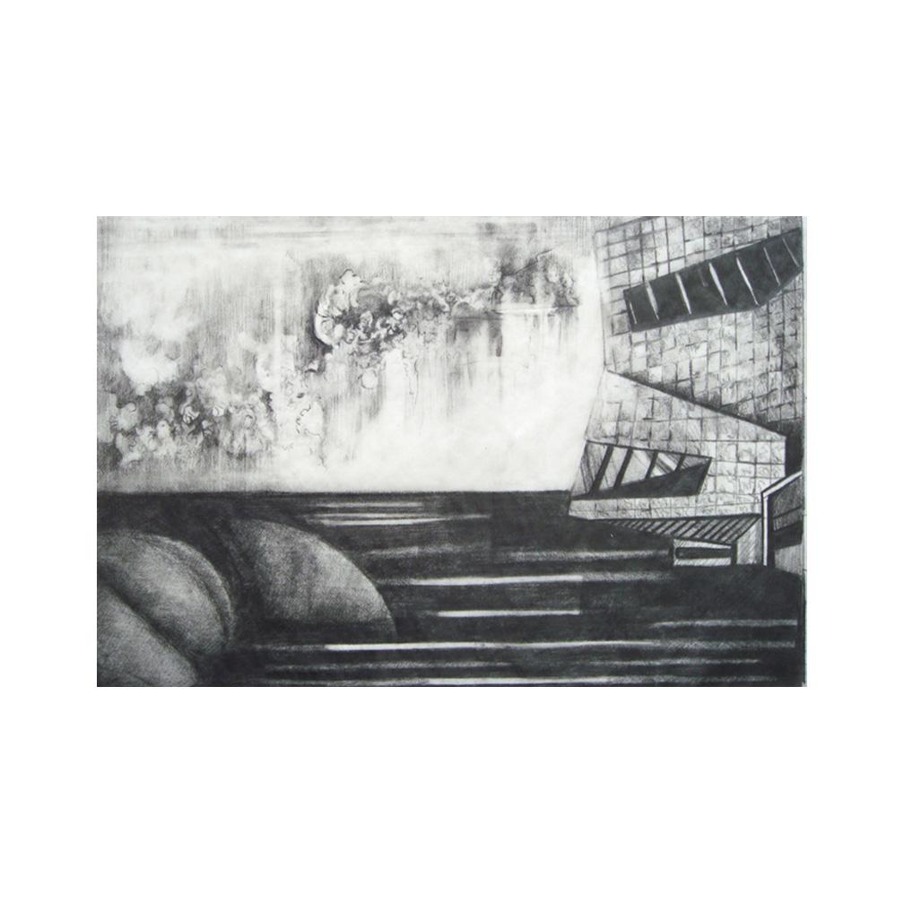 06_Cataclysmic Hypotheses study_pencil on tracing paper_20 cm x 15 cm_ Pierogi Flat Files Brooklyn NY_2005.jpg