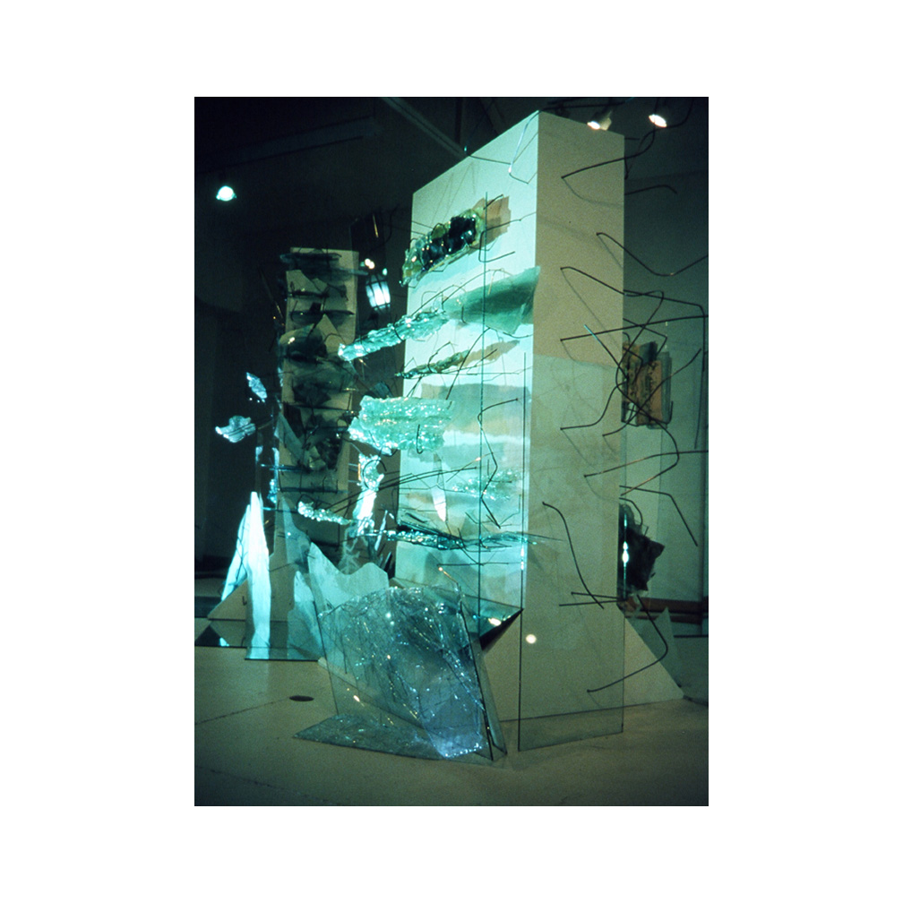 12_Storms_slumped and float glass held with  steel on wood_300cm x 600 cm x 400 cm_Temporary Installation_Salina Art Center Salina Kansas_1999_email.jpg