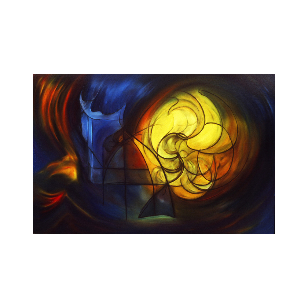 13_ Fireflies_oil on canvas_150 cm x 80 cm_private Collection USA_1997_email.jpg