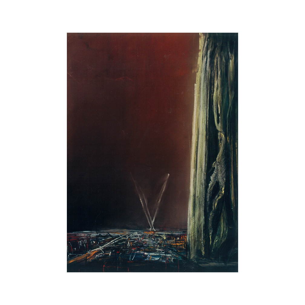 26_Vermeers Curtain_pastel on paper_80 cm x 50 cm _private collection Japan_1996.jpg
