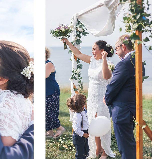 [Part 3 of 3 banner] Featured client:  Becka & Mange . . For more photos click the link below👇 https://www.sairahcamilla.com/weddings . . .  #sairahcamillaphotography #weddingphotographer #bride #groom #bride&groom #newlyweds #summerwedding #weddingphotographer #wedding #malmö #malmöwedding #malmöphotographer #malmöweddingphotographer #copenhagenweddingphotographer #copenhagenphotographer #barsebäckstrand #margullgården #sweden #sverige #august2019 #becka&mange2019