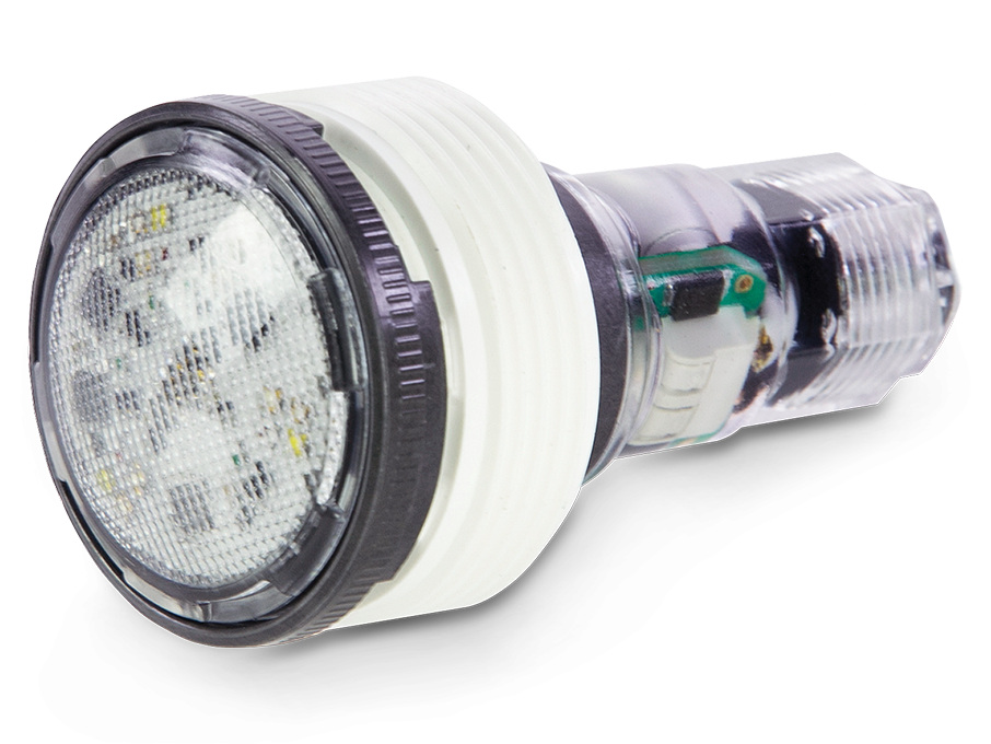MicroBrite Color/White LED Light NEW - The MicroBrite LED light is the brightest, most vibrant ultra-compact white and colored LED light available.