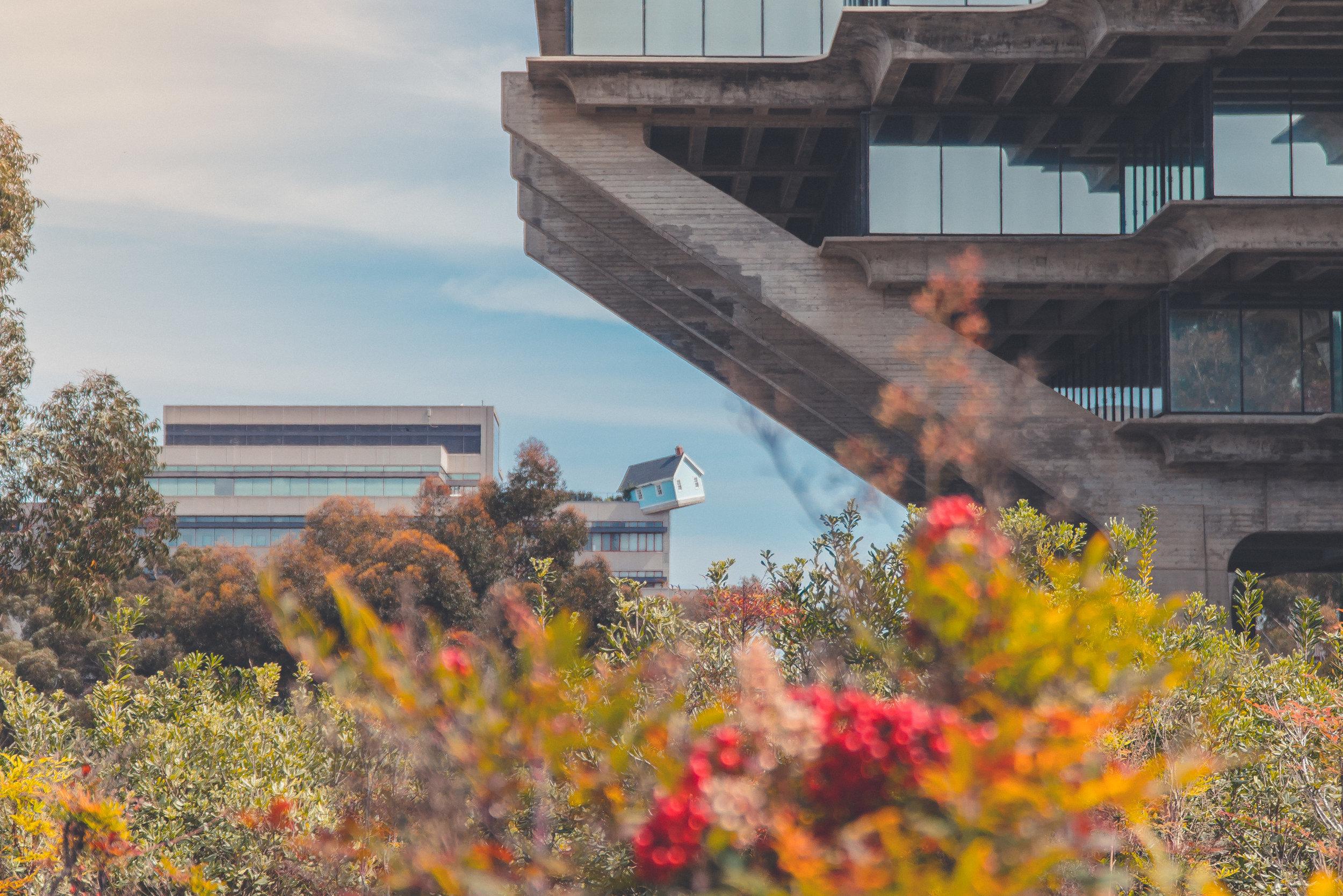 University of California San Diego - Engineering Building