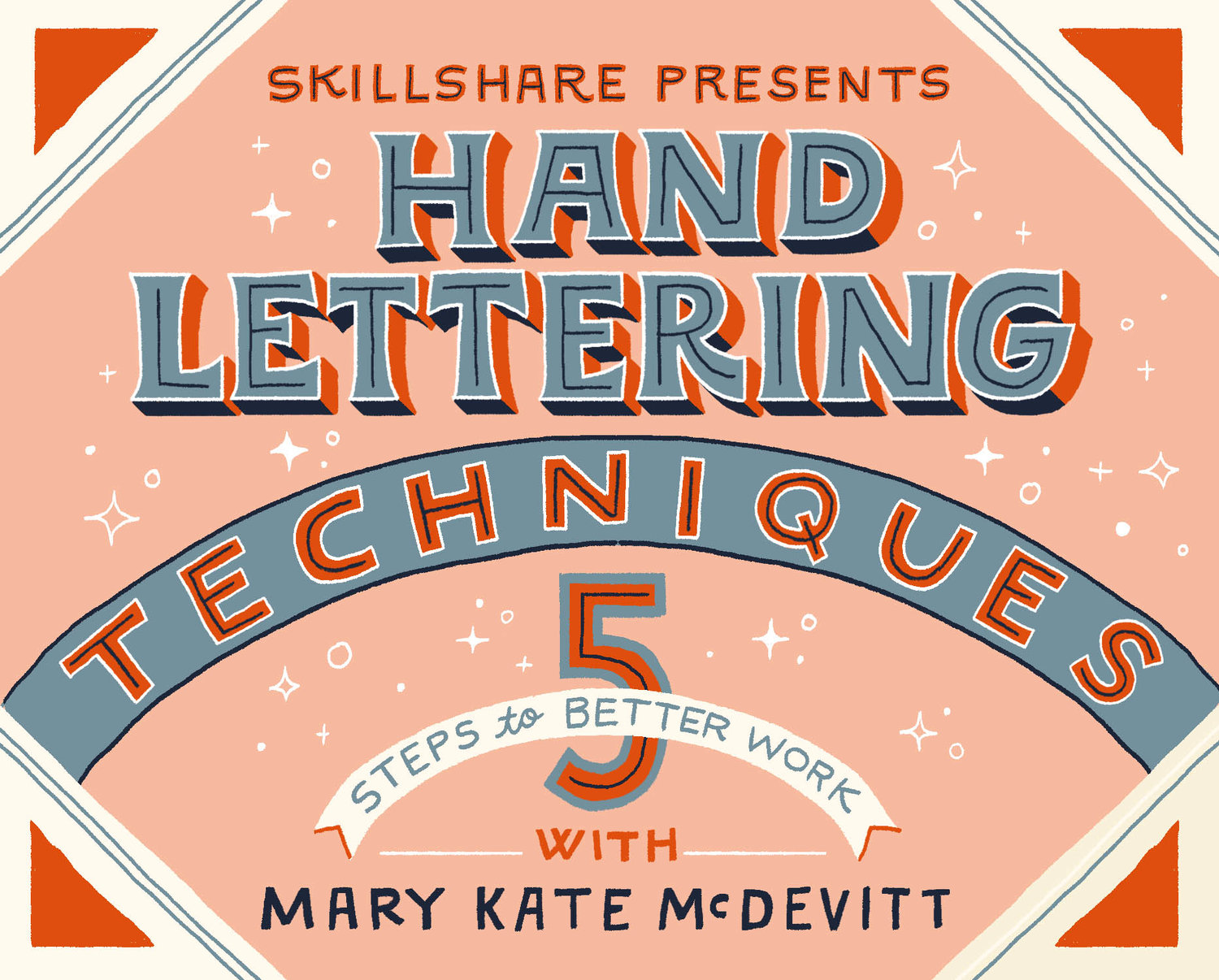 Skillshare with Mary Kate McDevitt